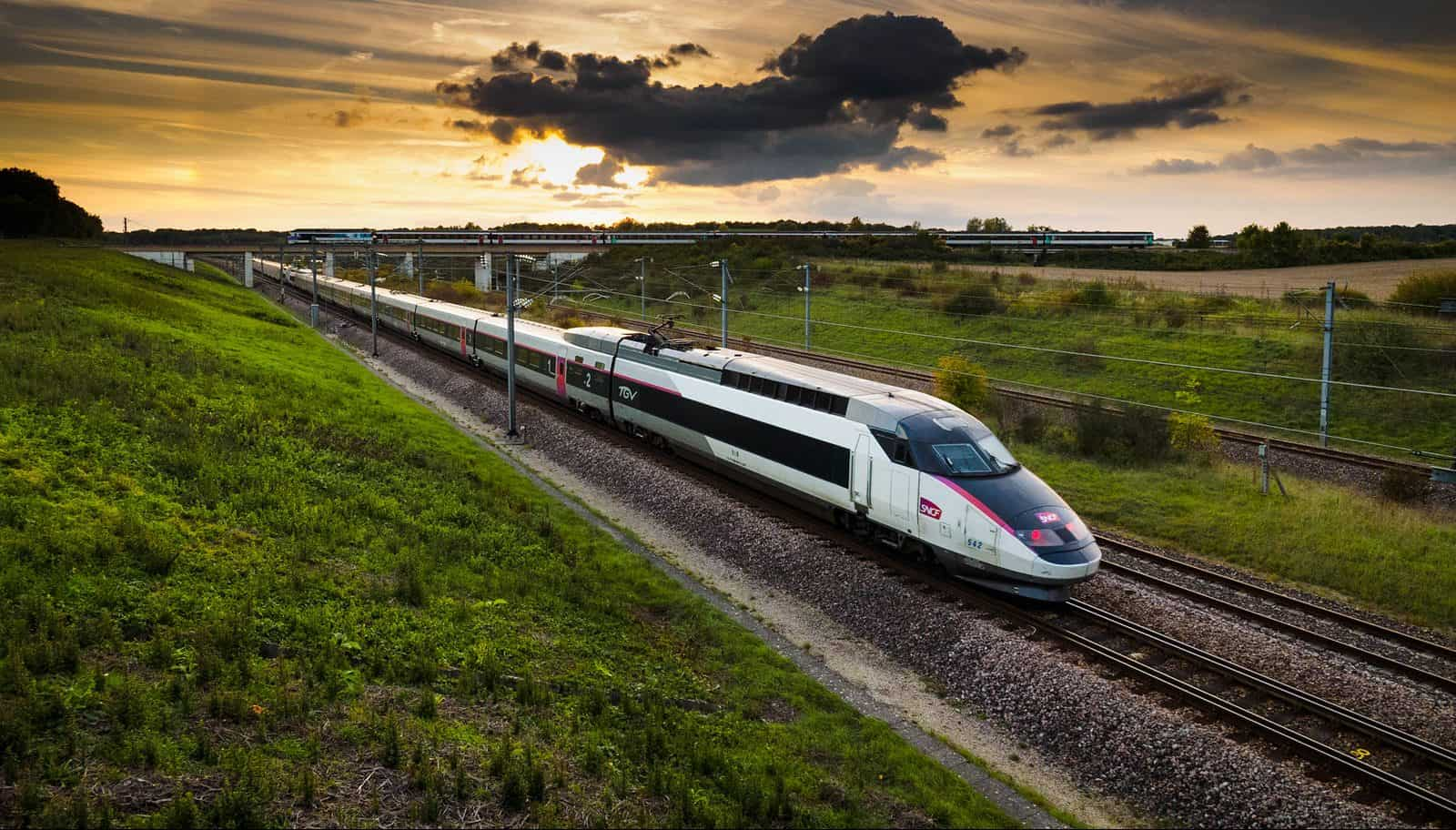 france high speed rail