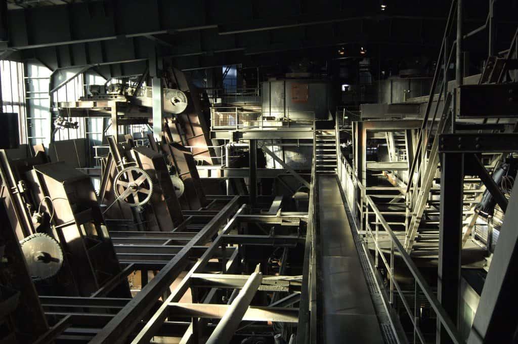 abandoned coal