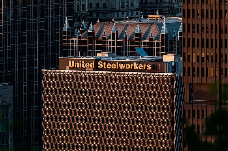 pittsburgh united steelworkers