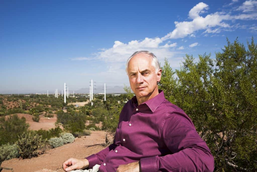 klaus lackner carbon capture